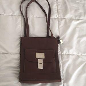 Dkny brown purse